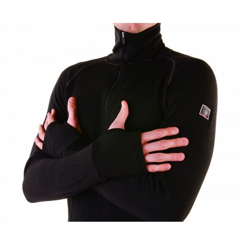623a922b4 ... dámske tričko s dlhým rukávom + zips na krku. zľava -30%. Znížená cena  Kliknite pre zobrrazenie